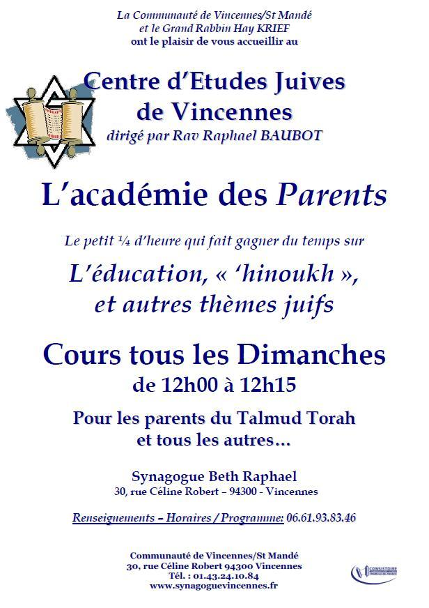 Académie des parents