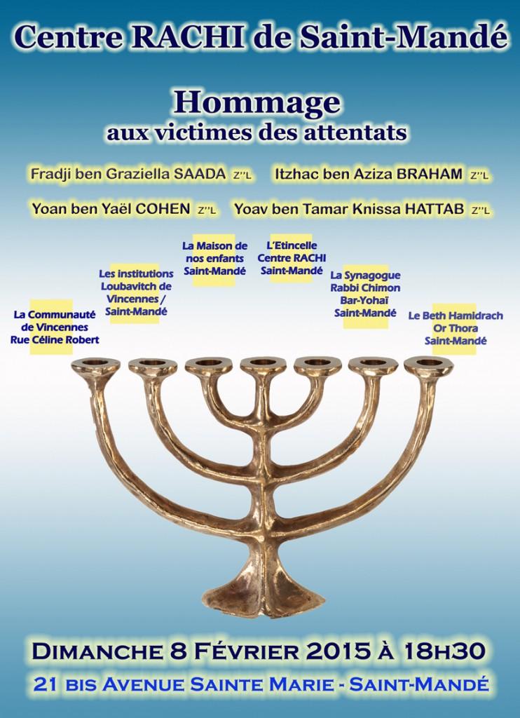 Affiche Hommage 8-02-2015 - 2 copie R