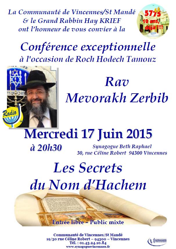 conf rences categories synagogue vincennes saint mand