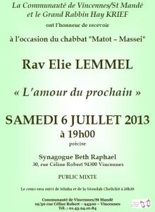 Evenement Lemmel